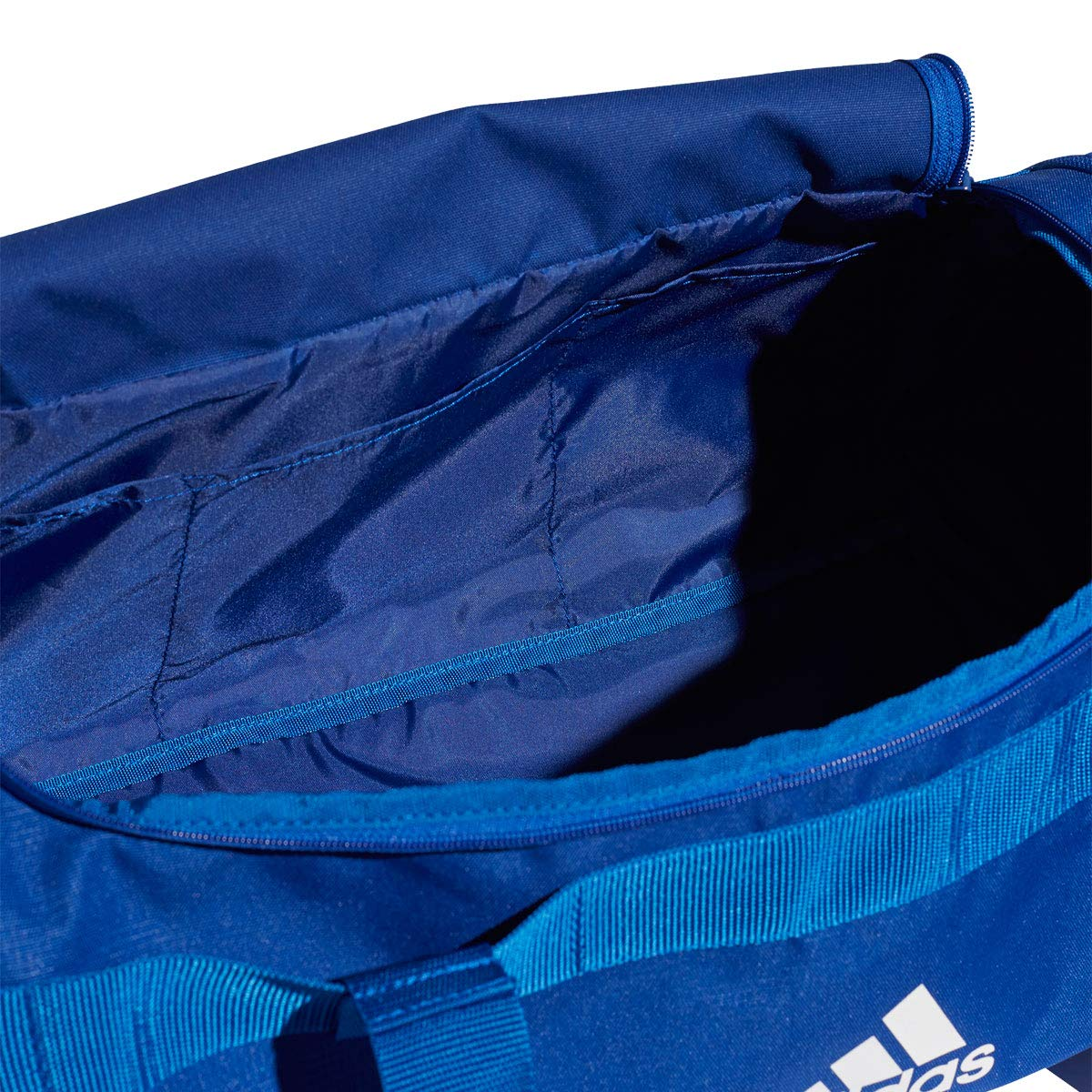 694ebb58ab adidas Convertible 3-Streifen Duffelbag, Set di asaiugamani Uomo, Blu  (Reauni/Blanco), 45 Centimeters: Amazon.it: Sport e tempo libero