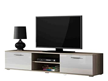 Mirjan24 Tv Lowboard 180 Soho S3 Farbauswahl Tv Schrank Tisch