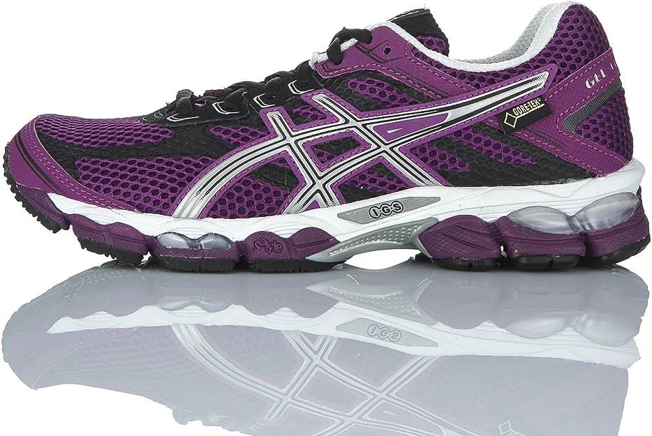Asics Gel-Cumulus 15, Zapatillas de Running para Mujer, Purple, US ...