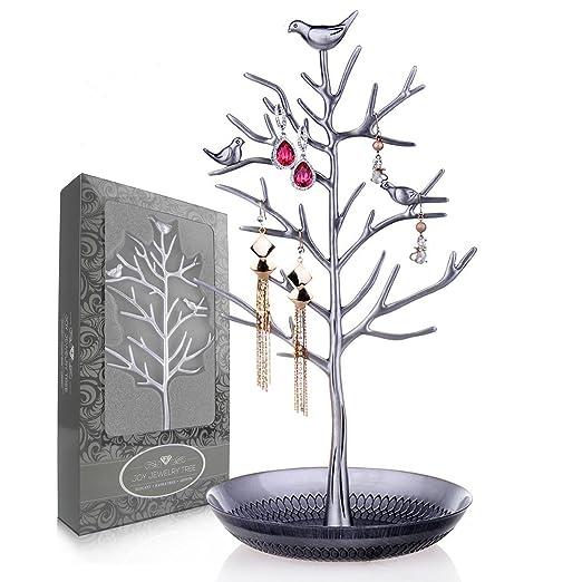 Amazon Joy Jewelry Tree Luxurious Jewelry Stand Display Rack Impressive Large Jewelry Tree Display Stand