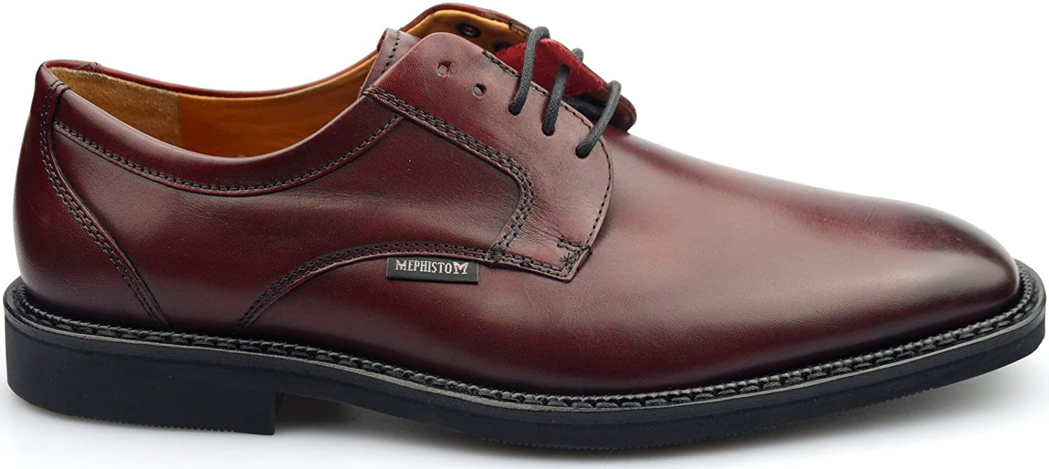 Mephisto Pedro Supreme Supreme Supreme Oxblood rot Leather Goodyear Welt b01906