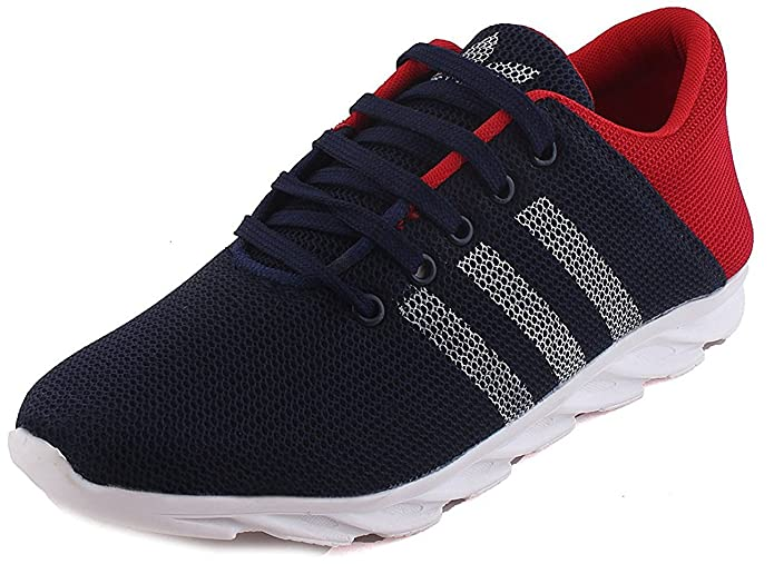 e17d53f0087fe REVOKE from Walktoe Unisex Drift Cat 7 Mesh Running Shoes  Buy Online at  Low Prices in India - Amazon.in