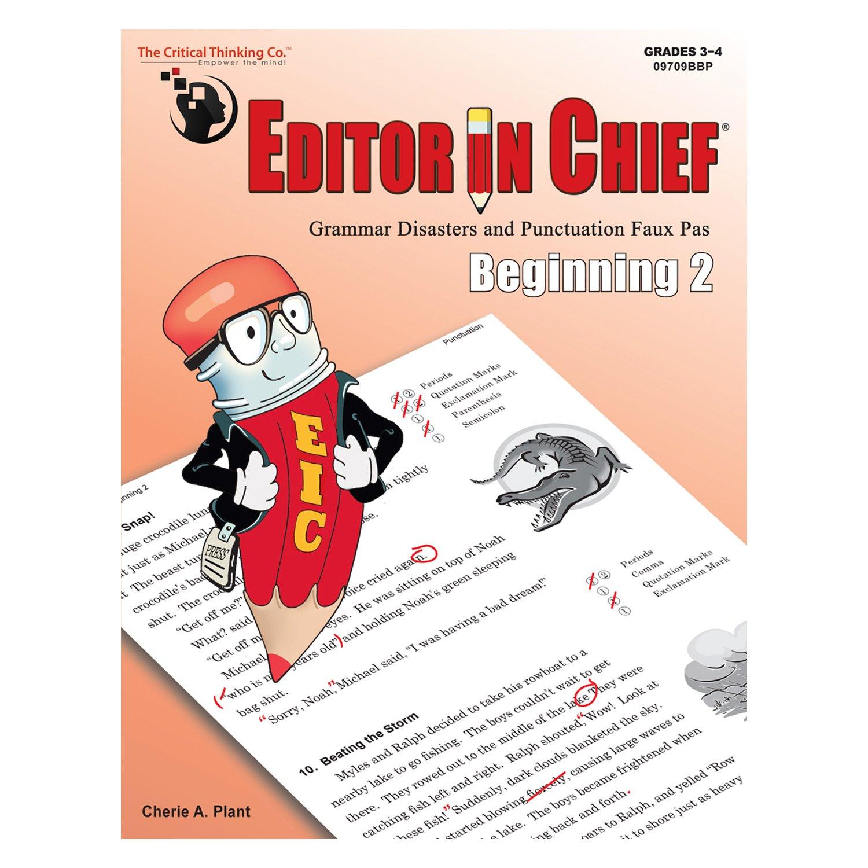 Download Editor in Chief: Beginning 2 pdf
