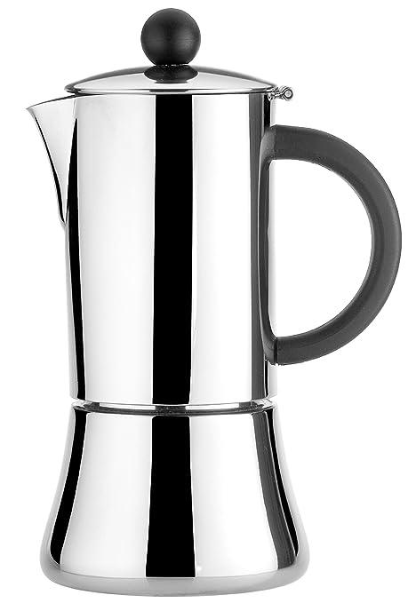 Amazon.com: Caroni ve01033 6-cup Verna Inox acero inoxidable ...