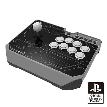 Amazon | 【SONYライセンス商品】ファイティングスティック for PlayStation®4/PlayStation®3/PC【PS4対応】 | コントローラー(ハンドル・ジョイスティック)