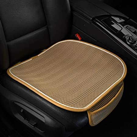 YORXINGY Cover Seats for Automobile Woman Car Seat Covers Vehicle Interior Accessory Comfortable Fit Most Cars Sedan Trucks Jeep Flexible with Elastic