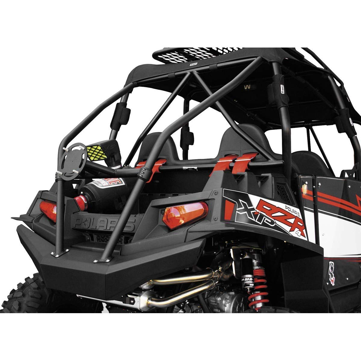 13 POLARIS RANRZR9X4E: Dragonfire Racing RockSolid Backbone Bars (10)