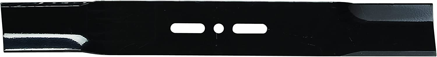 Oregon 90-142 Universal Rolled Lift Straight Replacement Lawn Mower Blade 18-Inch