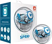 Sphero SPRK+: App-Enabled Robot Ball with Programmable Sensors + LED Lights - STEM Educational Toy for Kids - Learn JavaScrip
