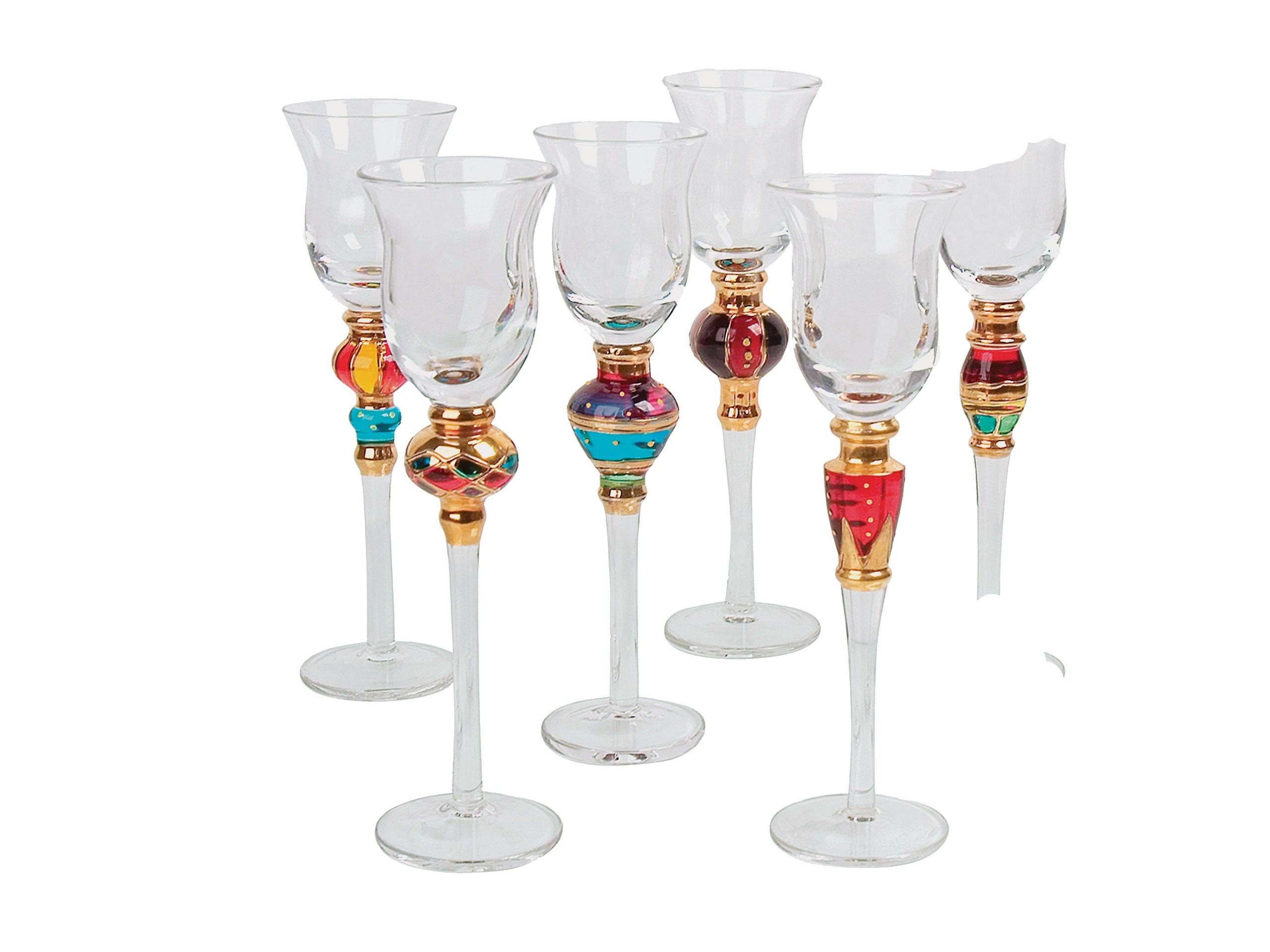 Artland Splendor Cordial Glass, Set of 6