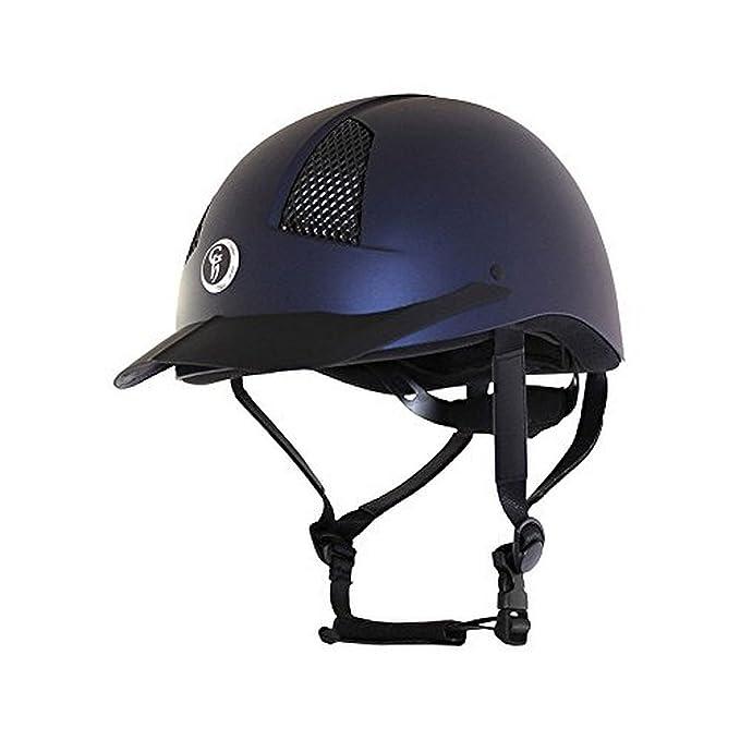 Gatehouse - Casco de hípica de diseño mate modelo Air Rider MK II: Amazon.es: Ropa y accesorios