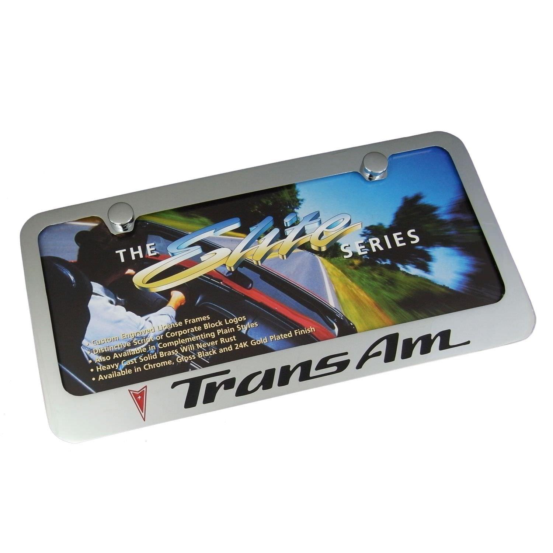 Elite Automotive Products Trans AM Block Chrome