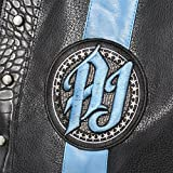 WWE AJ Styles P1 Black/Carolina Blue Vest Medium