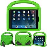 LEDNICEKER Apple iPad Mini 1 2 3 4 5 Kids Case - Light Weight Shock Proof Handle Friendly Convertible Stand Kids Case for iPad Mini, Mini 5,Mini 4, iPad Mini 3rd Generation, iPad Mini 2 Tablet - Green