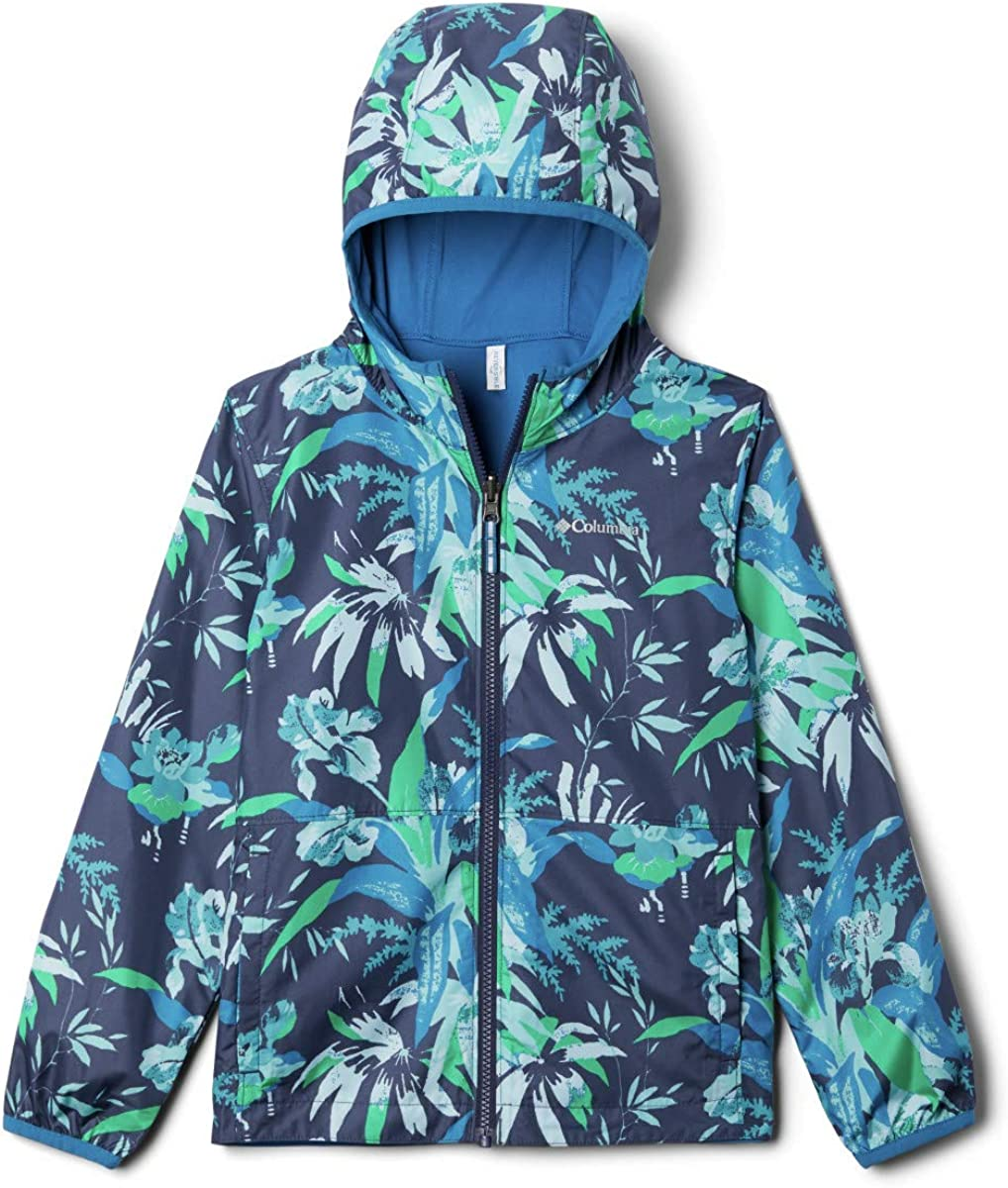 Columbia Kids /& Baby Pixel Grabber Reversible Jacket