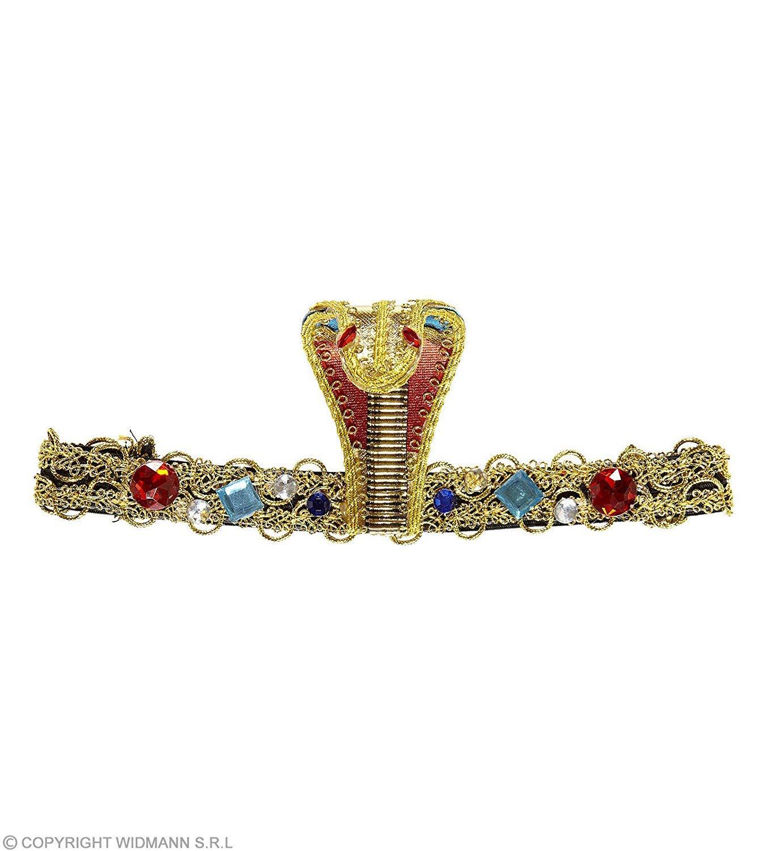 WIDMANN wdm05906 - Disfraz de serpiente egipcia para adultos con G ...