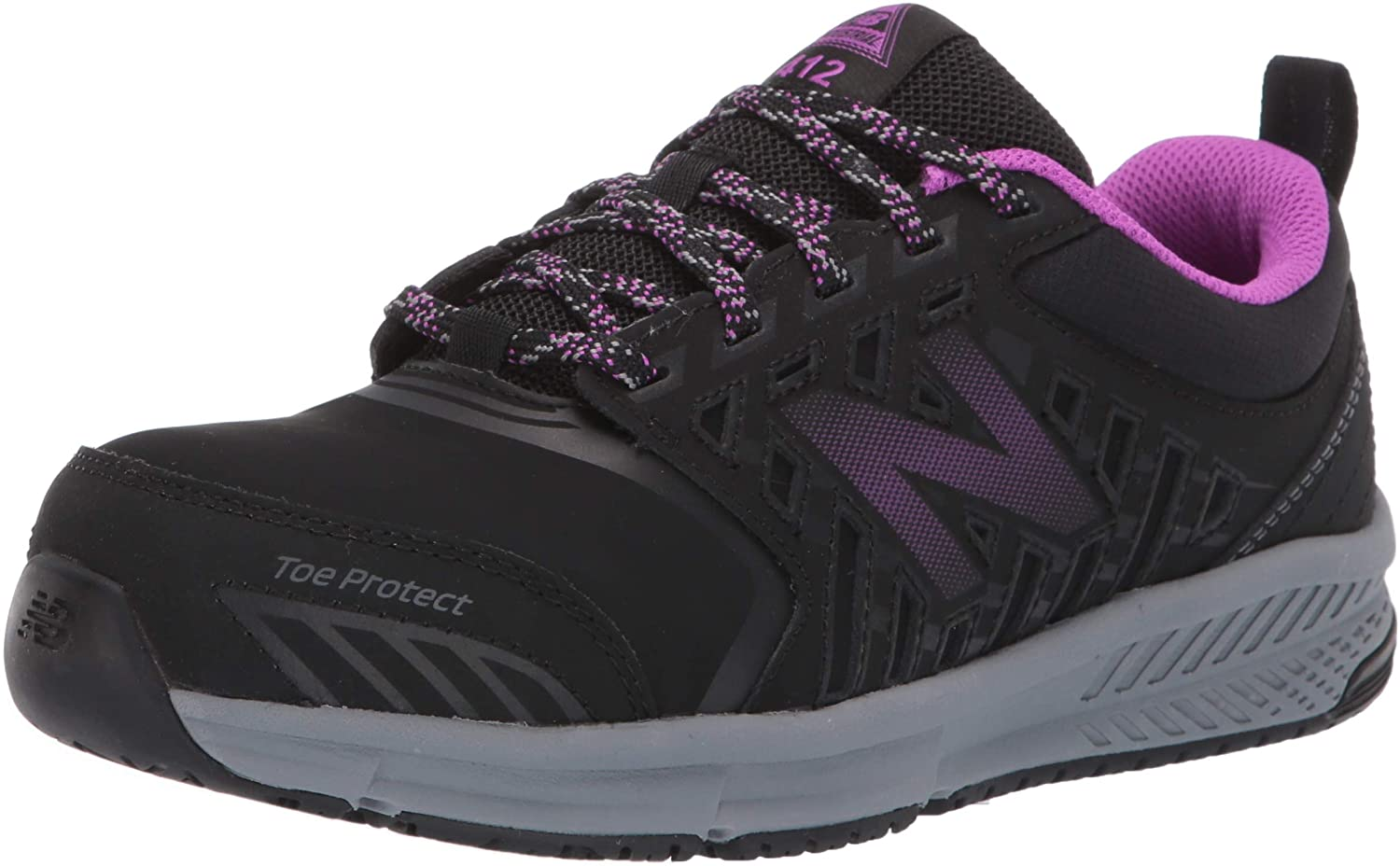 New Balance Women's 412 V1 Alloy Toe Industrial Shoe