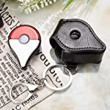 MiPhee Leather Case for Pokemon Go Plus with
