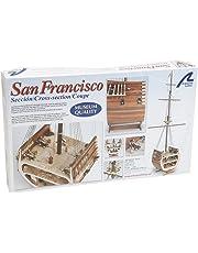 Latina 20403 1/50 San Fransisco II Cross Section, 20403