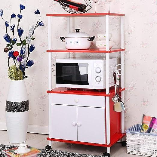 Muebles de cocina Creative Kitchen Horno de microondas ...