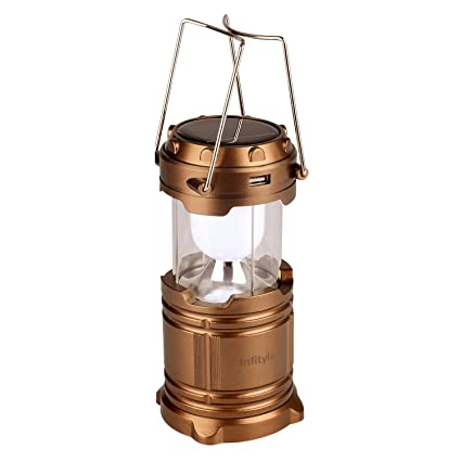 Good Camping Lantern   LED Solar Rechargeable Camp Light Flashlights   Emergency  Lamp   Power Bank For