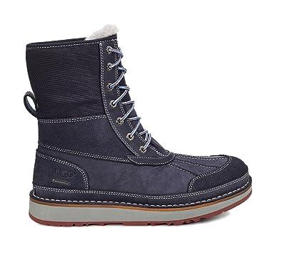 dc9b90bcd66c UGG Men s Avalanche Butte Boot True Navy Size 11 D(M) US  Amazon.co.uk   Shoes   Bags