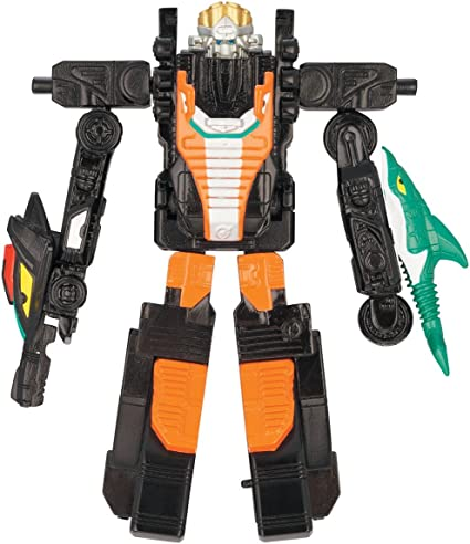 Amazon.com: Power Ranger RPM Micro Megazord Series Velocimax ...