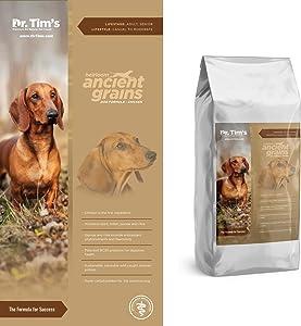Dr. Tim's Chicken Heirloom Ancient Grains Dog Formula, 5 lb. Bag