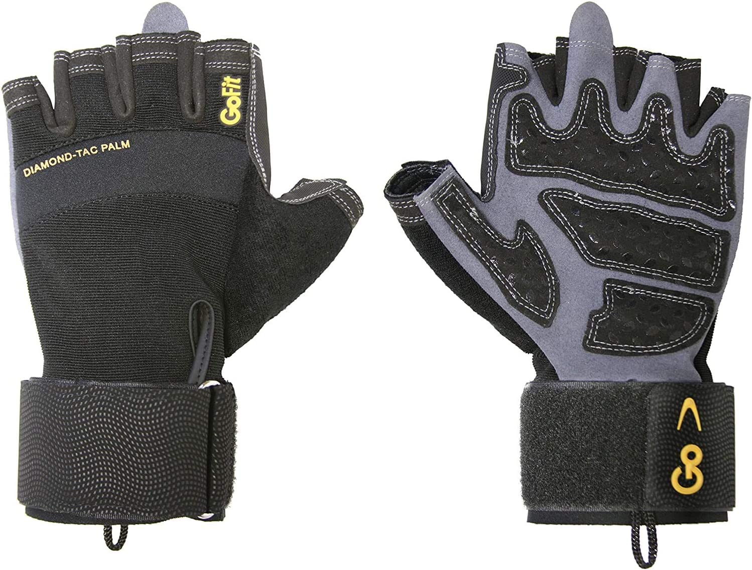 Guantes para Fitness Best Body Nutrition Leather