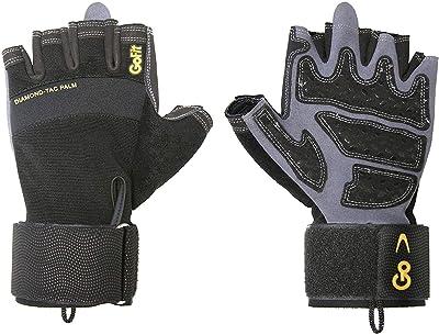 GoFit Diamond-Tac Wrist Wrap Glove