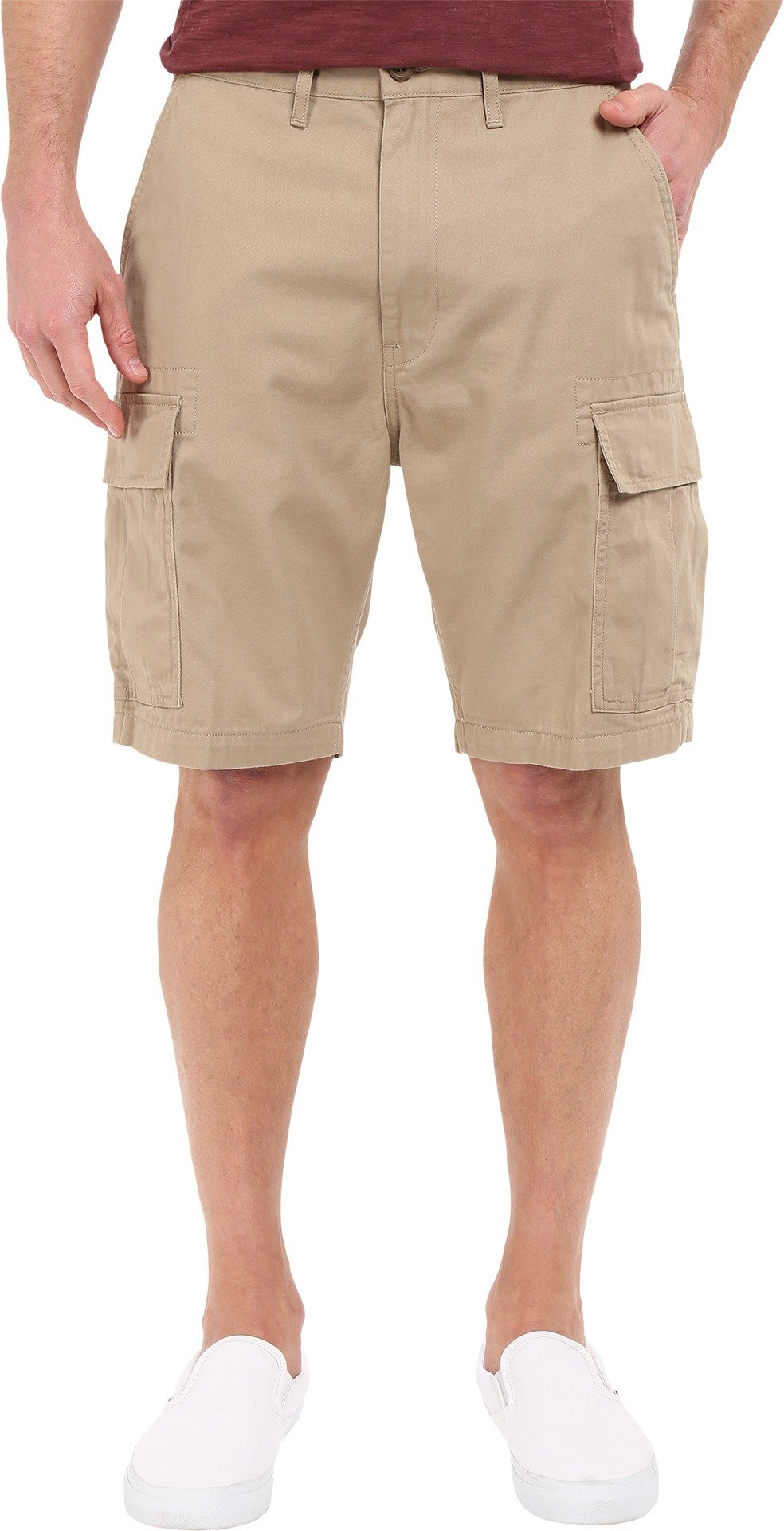 Levi's Men's Carrier Cargo Short, True Chino/Twill, 36