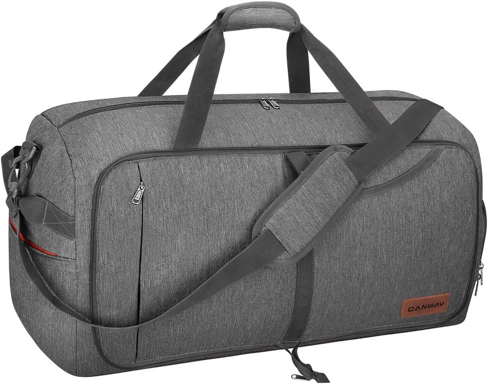 Duffel bag that's foldable and good for travel