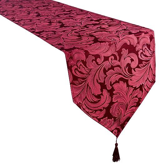 48 opinioni per Premier- Set di stoviglie modello Cadice Table Runner rosso