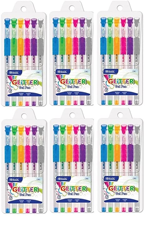 Scented Gel Pen with Cushion Grip , Case of 24