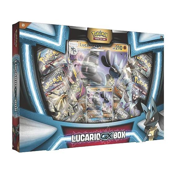 Pokèmon 290-80369 Lucario - Caja de almacenaje