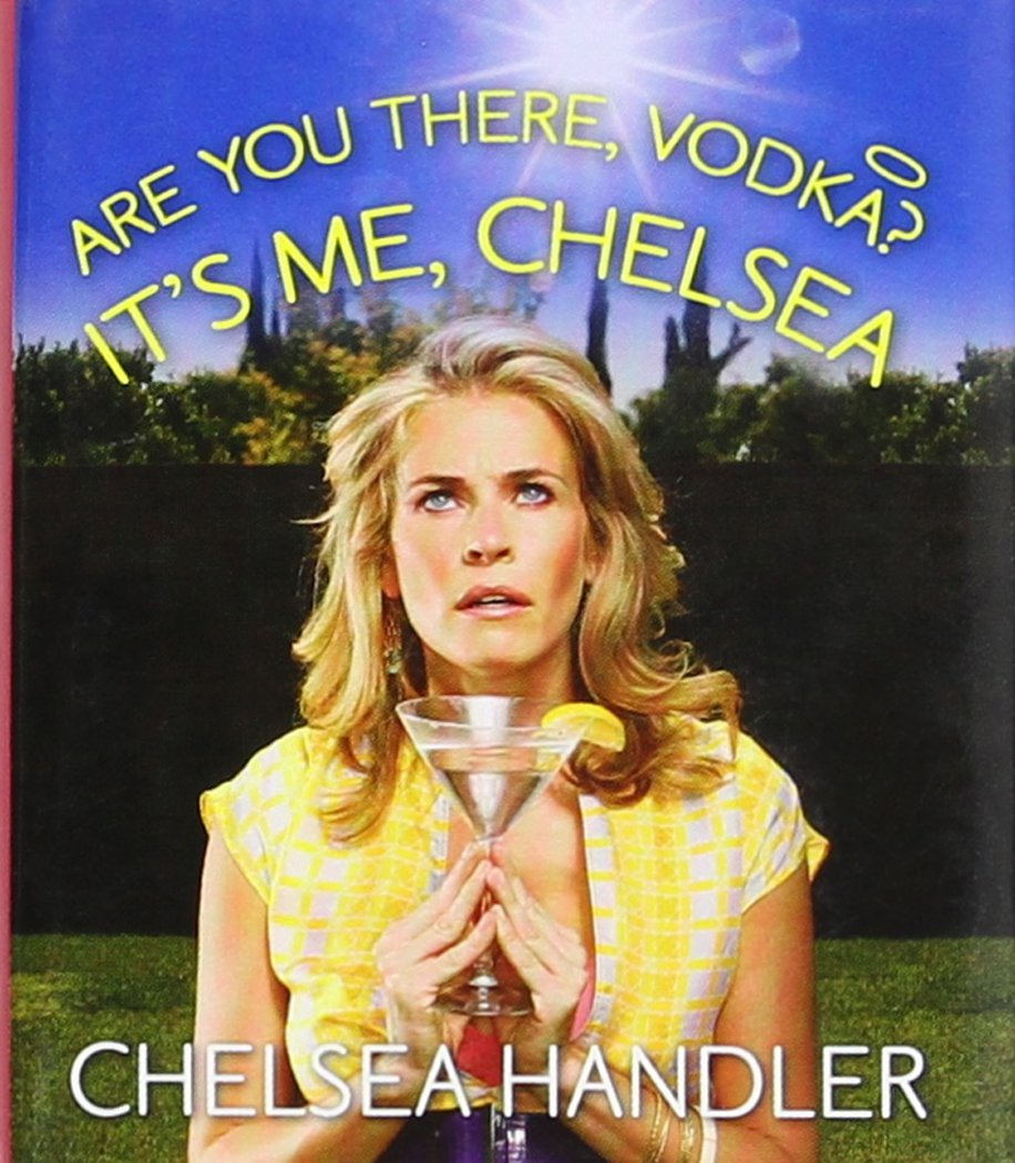 Amazon.com: Chelsea Handler: Books, Biography, Blog, Audiobooks ...