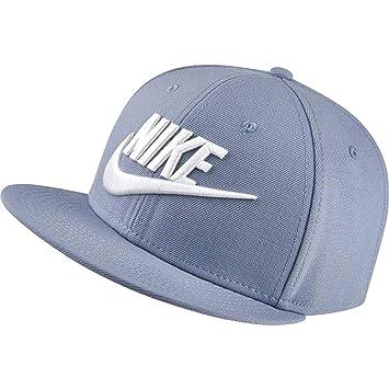 bd4115b8b7b0e Nike 584169-033 Casquette Mixte Adulte, Gris Glacier/Noir, FR Fabricant :