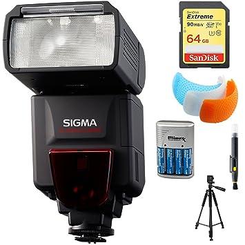 Sigma flash EF-610 DG Super para Sony Cámaras Réflex (f18205) con ...