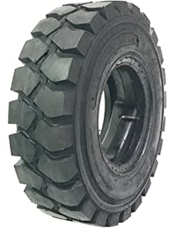 one neumaster heavy duty 12tt forklift tires wtube flap rim