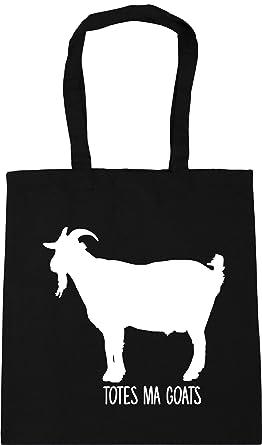 Totes ma goats Tote Shopping Gym Beach Bag 42cm x38cm 10 litres