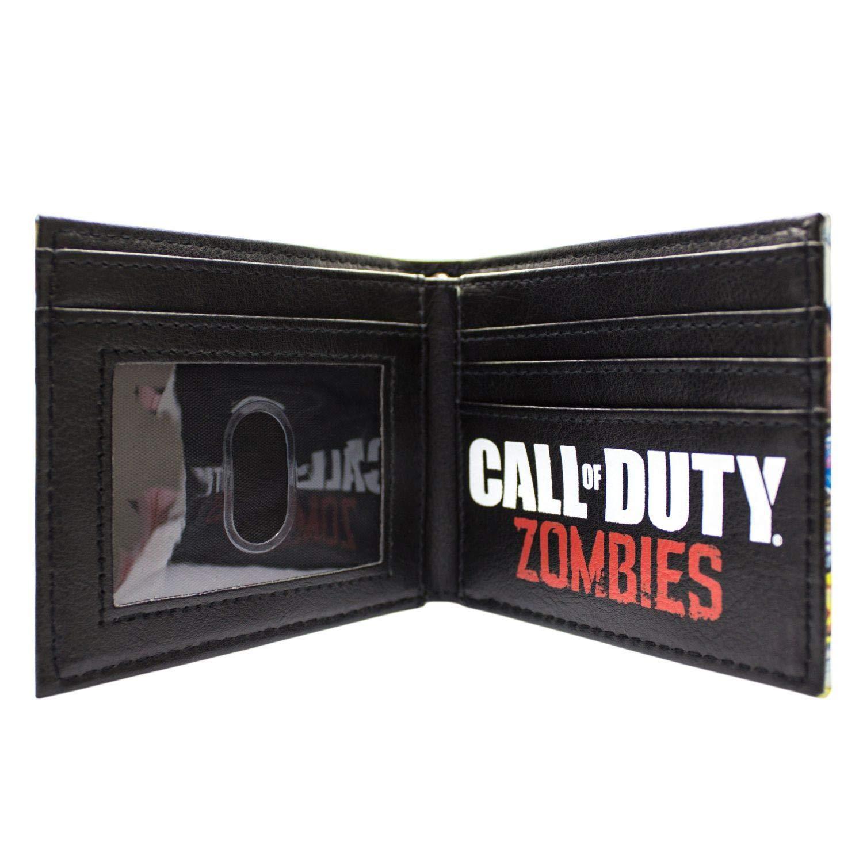 Cartera de Activision Call of Duty Zombis Juggernaut Doble Multicolor
