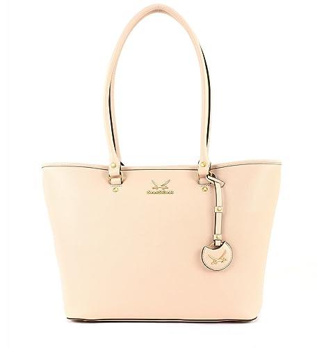 Sansibar Chic Shopper Bag A4 Sandstorm: : Schuhe
