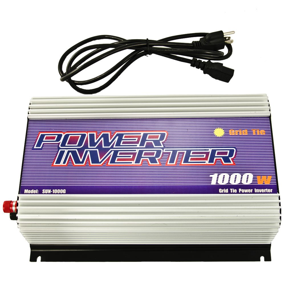 Imeshbean New 1000w Grid Tie Inverter For Solar System Wiring Panels To Panel Ce Certificated Us Seller Industrial Scientific