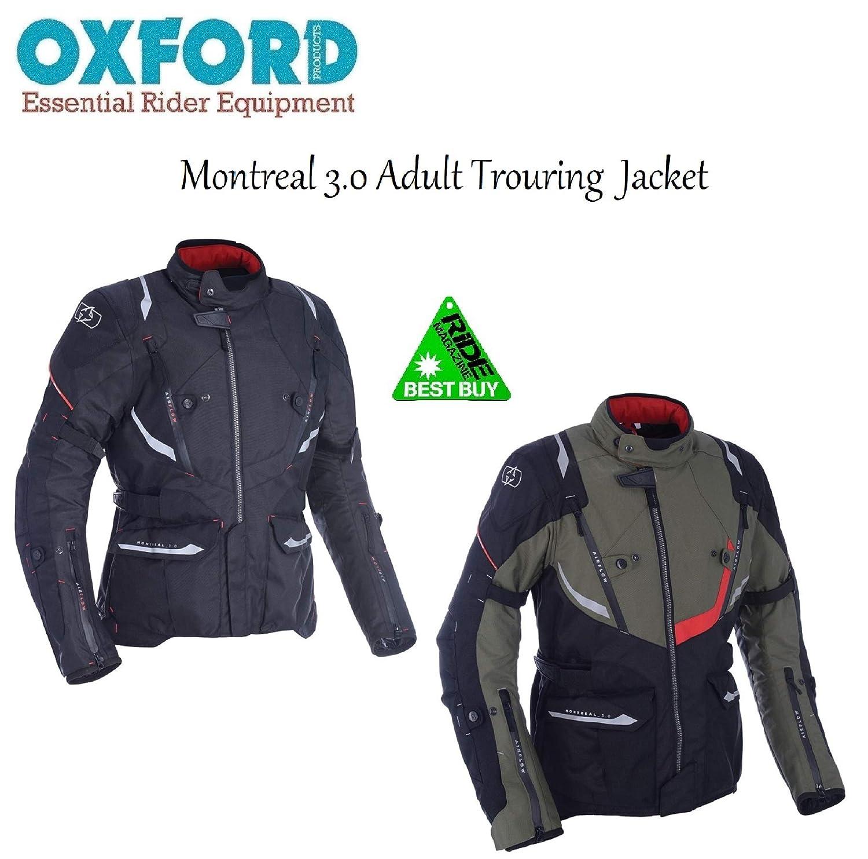 Motocicleta Oxford Montral 3.0 Textile Chaqueta para Hombre ...