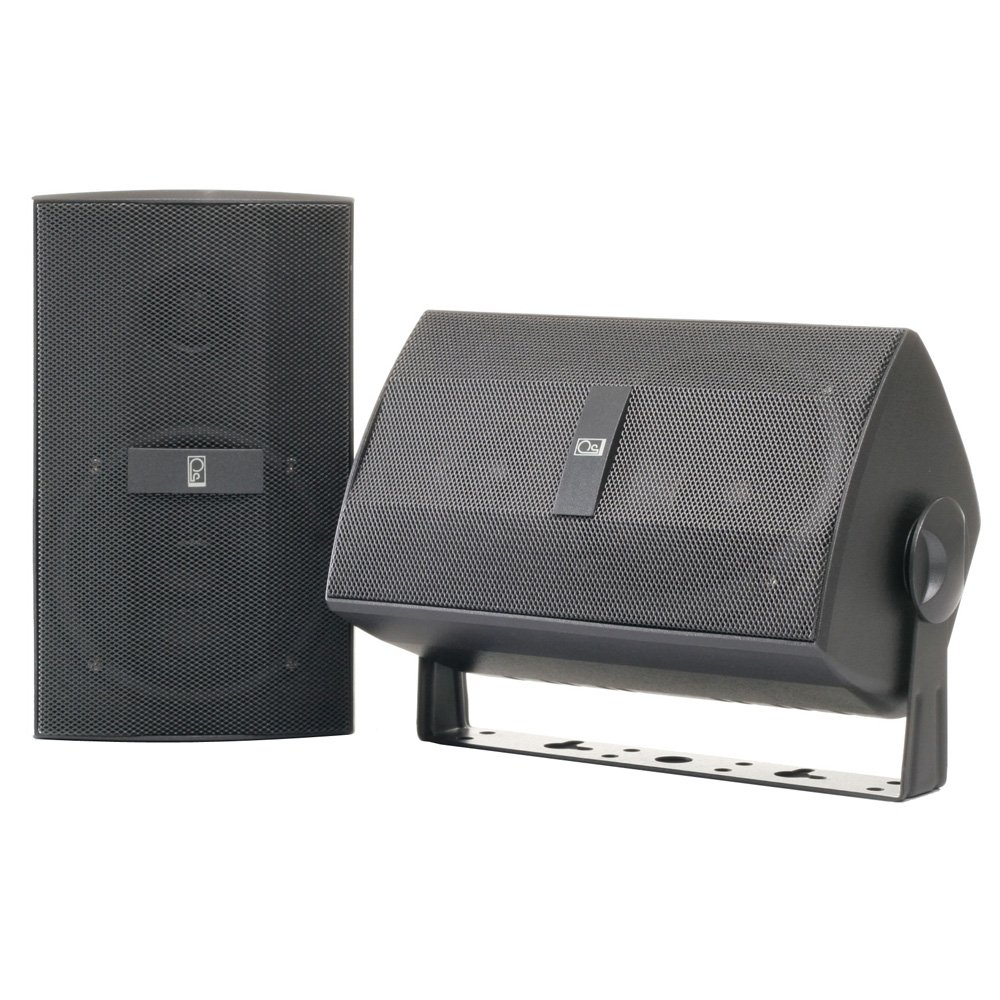 PolyPlanar Component 3'' Box Speakers - (Pair) Gray