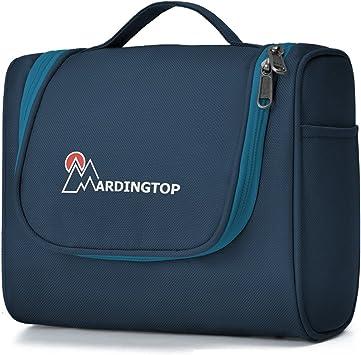 Mardingtop bolsa de cosméticos bolsa de aseo para hombres y mujeres de viaje camping cosas necesarias cosméticos estuche de maquillaje bolso del organizador neceser de viaje: Amazon.es: Equipaje
