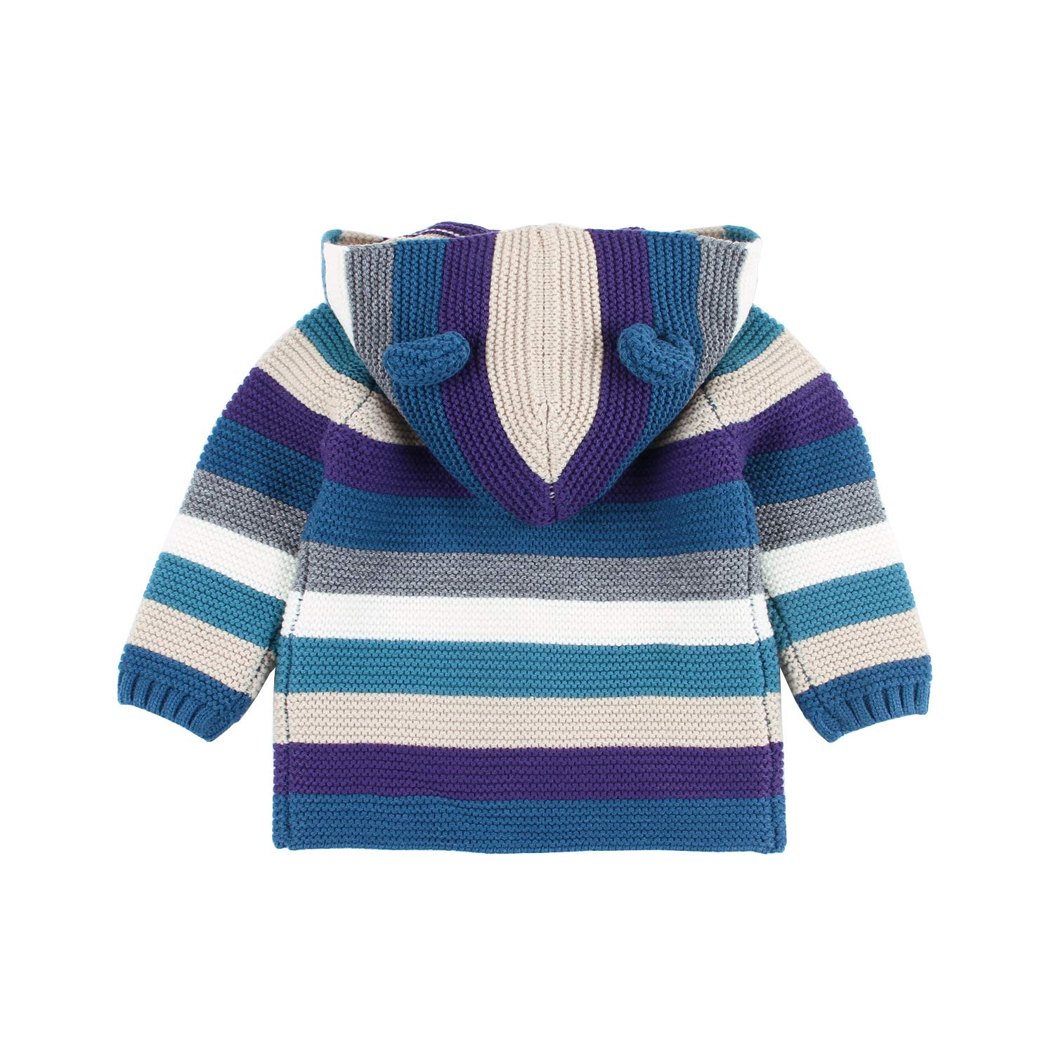 18d2dab44 Amazon.com   Fairy Baby Baby Boy Girl Knit Cardigan Sweater Jacket ...