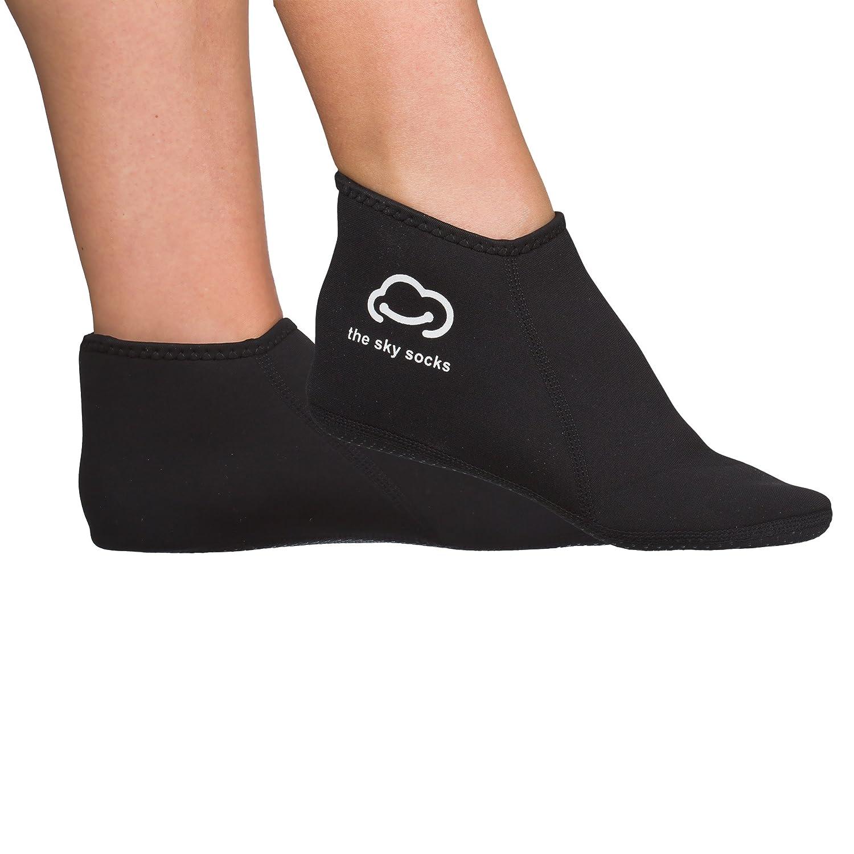 Unisex Diving Snorkeling Socks Print Swimming Surf Beach Flexible Barefoot Shoes