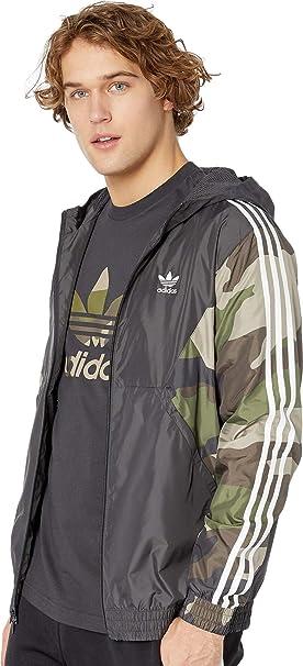 Adidas Originals Camo Windbreaker TrackSuit Small Boutique