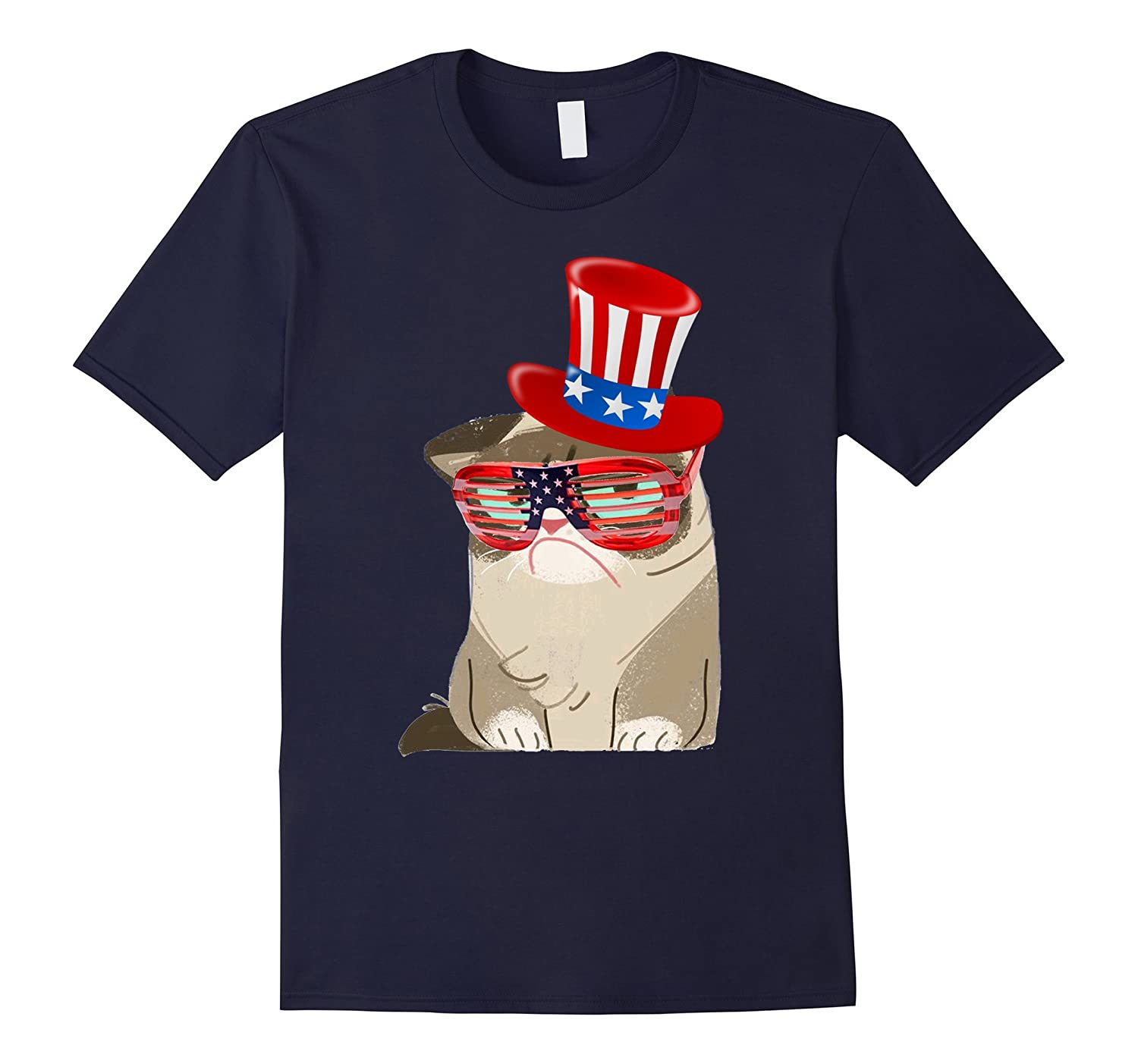 4th july American eagle flag- Independence Day 2017 t shirt-Art